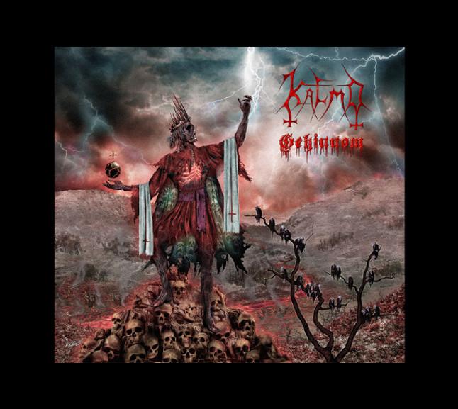 Kalmo Gehinnom album cover